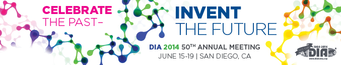 The DIA 2014 50th Annual Meeting