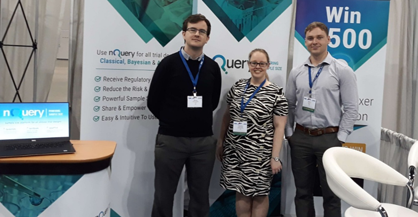 nQuery Team at JSM 2019-Ronan-Fitzpatrick-Christine-Carey-Brian-Fox-1-1