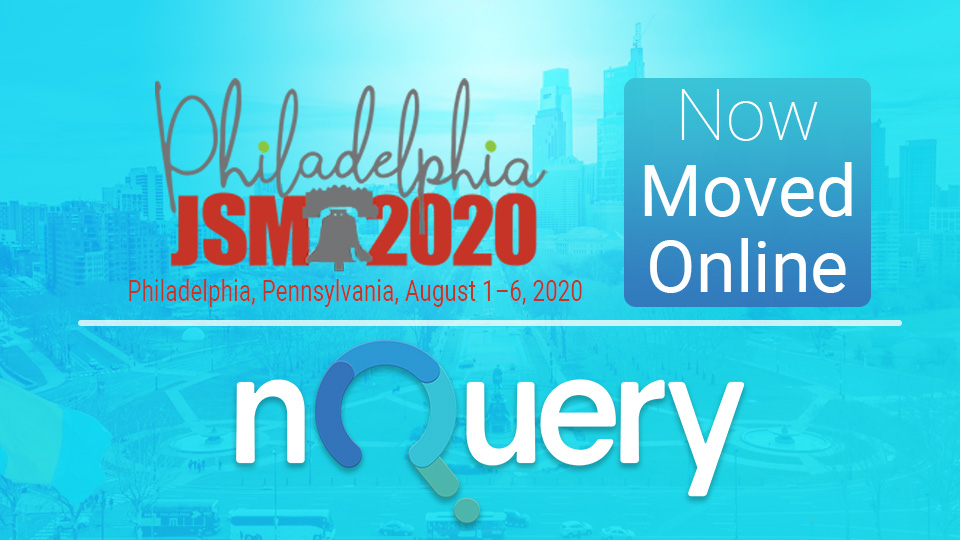 JSM-2020-Joint Statistical Meetings-Philadelphia-Pennsylvania-nQuery-Sample-Size-Software-Moved-Online