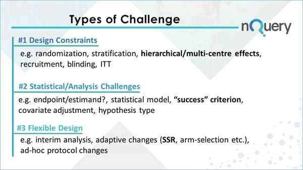 StatisticalAnalysis Challenges