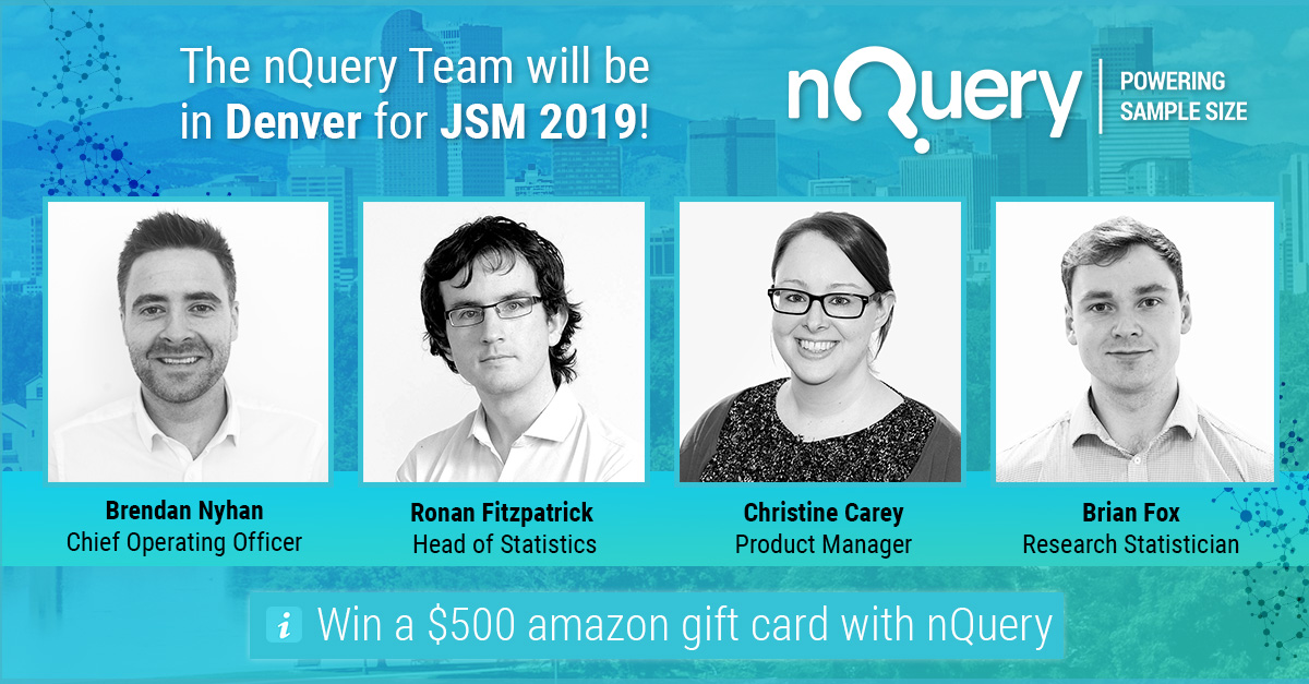 nQuery Team at #JSM2019