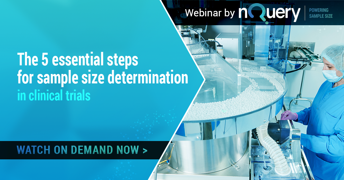 The 5 Essential Steps for Sample Size Determination in Clinical Trials On Demand 1200px