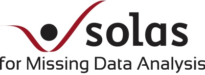 Solas for Missing Data Analyisis